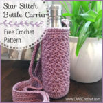 Free Crochet Pattern Bottle Holder