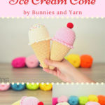 Free Crochet Pattern Ice Cream Cone