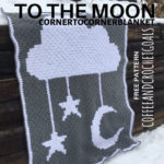 Free Crochet Pattern To The Moon Blanket