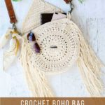 Free Crochet Pattern Boho Bag