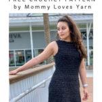 Free Crochet Pattern Little Black Dress