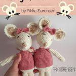 Free Crochet Pattern Manny & Millie Mouse