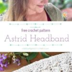 Free Crochet Pattern Astrid Headband