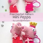 Free Crochet Pattern Mini Peppa
