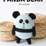 Free Crochet Pattern Panda Bear