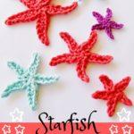 Free Crochet Pattern Starfish