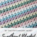 Free Crochet Pattern Sweetheart Blanket
