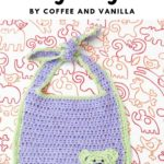 Free Crochet Pattern Teddy Baby Bib