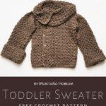 Free Crochet Pattern Toddler Sweater