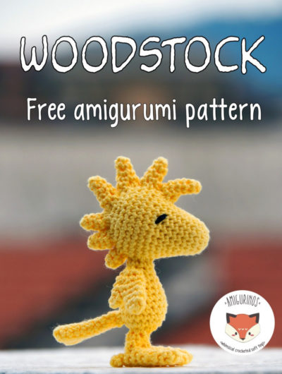 Free Crochet Pattern Woodstock