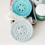 Free Crochet Pattern Beauty Pads