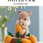 Free Crochet Pattern Hamster