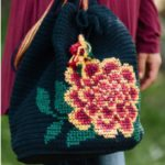 Free Crochet Pattern Marigold Bucket Bag