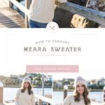Free Crochet Pattern Meara Sweater