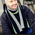 Free Crochet Pattern Men's Knit Look Scarf