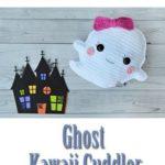 Free Crochet Pattern Ghost Kawaii Cuddler