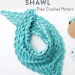 Free Crochet Pattern Go-To Shawl