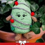 Free Crochet Pattern Holiday Tree