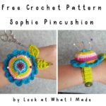 Free Crochet Pattern Sophie Pincushion