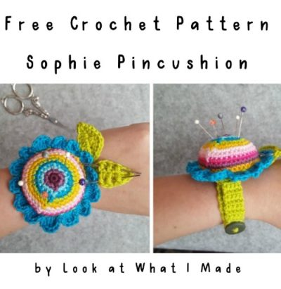 Free Crochet Pattern Sophie Pincushion