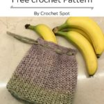 Free Crochet Pattern Strawberry Lunch Bag