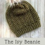 Free Crochet Pattern The Ivy Beanie