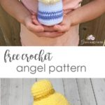 Free Crochet Pattern Angel
