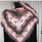 Free Crochet Pattern Butterfly Prayer Shawl