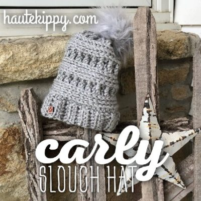 Free Crochet Pattern Carla Slough Hat