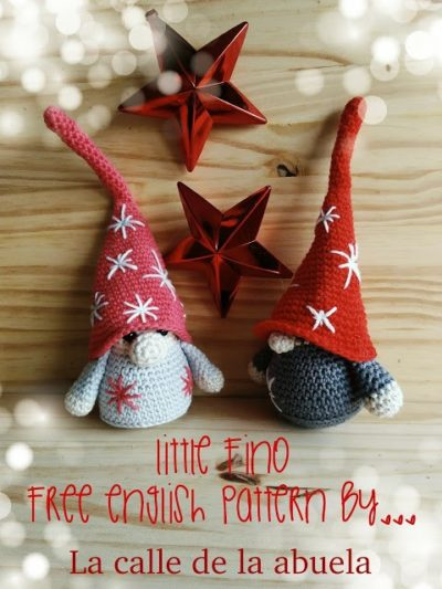 Free Crochet Pattern Little Fino