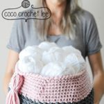 Free Crochet Pattern The Deetra Basket