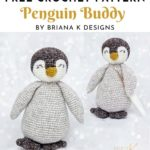Free Crochet Pattern Penguin Buddy