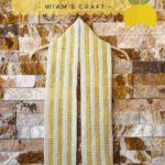 Free Crochet Pattern Citrus Scarf