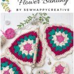 Free Crochet Pattern Flower Bunting