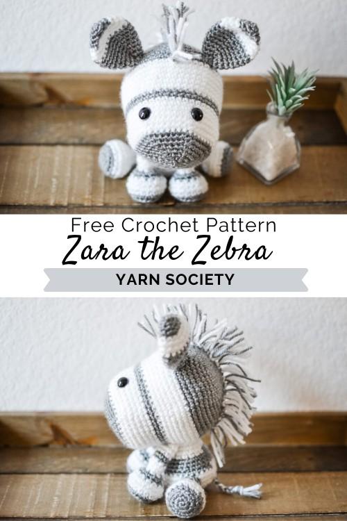 Small Zebra Pattern – Kristi Tullus | 750x500
