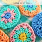 Free Crochet Pattern Easter Egg Garland