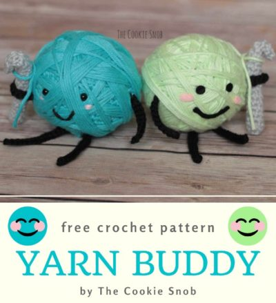 Free Crochet Pattern Yarn Buddy