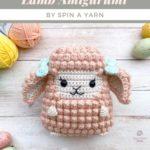 Free Crochet Pattern Lamb Amigurumi