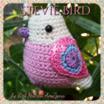 Free Crochet Pattern Stevie Bird