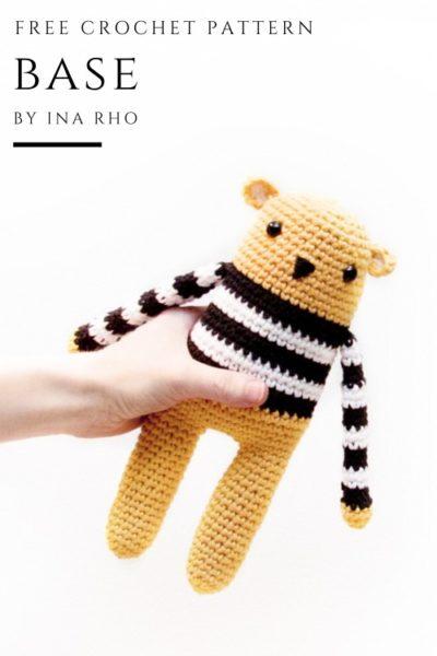 Free Crochet Pattern Base