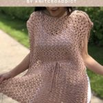Free Crochet Pattern Poncho Summer Top