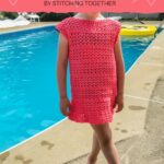 Free Crochet Pattern Adelaide Girl Dress