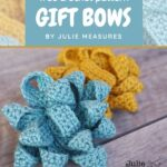 Free Crochet Pattern Gift Bows