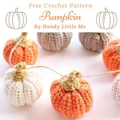 Free Crochet Pattern Pumpkin