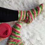 Free Crochet Pattern Basic Socks