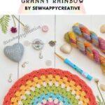 Free Crochet Pattern Granny Rainbow