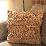 Free Crochet Pattern Very Nice Pillow