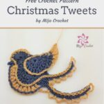Free Crochet Pattern Christmas Tweets