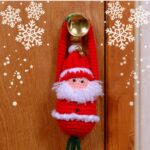 Free Crochet Pattern Santa Door Greeter