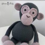 Free Crochet Pattern Monkey